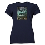Chelsea Welcome to Stamford Bridge Women's T-Shirt (Navy)