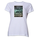 Chelsea Welcome to Stamford Bridge Women's T-Shirt (White)