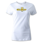 CONCACAF Gold Cup 2013 Women's T-Shirt (White)