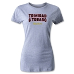 CONCACAF Gold Cup 2013 Women's Trinidad and Tobago T-Shirt (Gray)