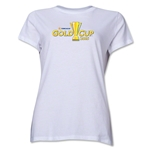 CONCACAF Gold Cup 2015 Women's T-Shirt (White)