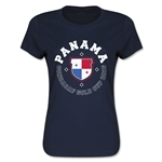 CONCACAF Gold Cup 2015 Panama Women's T-Shirt (Navy)