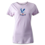 Crystal Palace Women's T-Shirt (Pink)