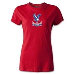 Crystal Palace Women's T-Shirt (Red)