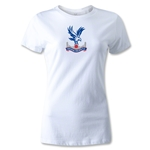 Crystal Palace Women's T-Shirt (White)