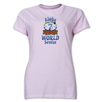 Aloha World Sevens Women's T-Shirt (Pink)