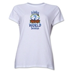 Aloha World Sevens Women's T-Shirt (Dark Grey)