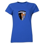 Charlotte Eagles Soccer Women's T-Shirt (Royal)