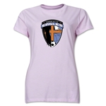 Charlotte Eagles Soccer Women's T-Shirt (Pink)