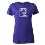 FIFA Beach World Cup 2013 Women's T-Shirt (Purple)