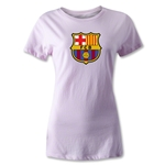 Barcelona Core Women's T-Shirt (Pink)