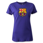 Barcelona Core Women's T-Shirt (Purple)