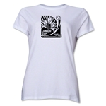FIFA U-20 Women's World Cup Canada 2014 Women's Core T-Shirt (White)