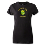 FC Nantes Women's T-Shirt (Black)