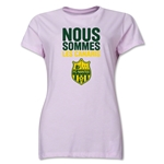 FC Nantes We Are Women's T-Shirt (Pink)
