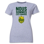FC Nantes We Are Women's T-Shirt (Gray)
