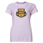 Ft. Lauderdale Strikers Women's T-Shirt (Pink)