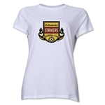 Ft. Lauderdale Strikers Women's T-Shirt (White)