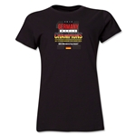 Germany 2014 FIFA World Cup Brazil(TM) Women's Champions 14 T-Shirt (Black)