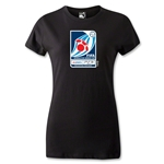 FIFA Interactive World Cup Women's Emblem T-Shirt (Black)