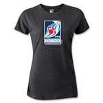 FIFA Interactive World Cup Women's Emblem T-Shirt (Dark Gray)