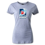FIFA Interactive World Cup Women's Emblem T-Shirt (Gray)