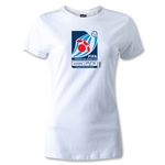 FIFA Interactive World Cup Women's Emblem T-Shirt (White)