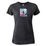 FIFA U-20 World Cup Turkey 2013 Women's Emblem T-Shirt (Dark Gray)
