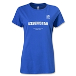 FIFA U-20 World Cup Turkey Women's Uzbekistan T-Shirt (Royal)