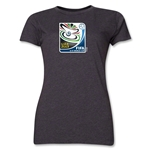FIFA U-17 World Cup UAE 2013 Women's Official Emblem T-Shirt (Dark Grey)