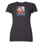 FIFA Women's World Cup Canada 2015(TM) Women's Event Emblem T-Shirt (Dark Grey)