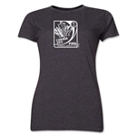 FIFA Women's World Cup Canada 2015(TM).Women's Core T-Shirt (Dark Grey)