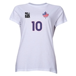 FIFA Women's World Cup Women's T-Shirt (White)