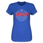 Japan FIFA Women's World Cup Finalist Women's T-Shirt (Royal)