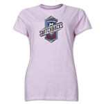 Colorado Springs Switchbacks Soccer Women's T-Shirt (Pink)
