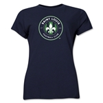 Saint Louis FC Soccer Women's T-Shirt (Navy)