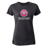 NSCAA Women's T-Shirt (Dark Gray)