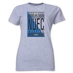 Newcastle United NUFC Women's T-Shirt (Gray)