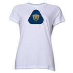 Pumas UNAM Women's T-Shirt (White)