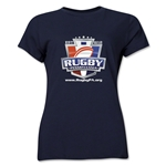 Rugby PA Women's T-Shirt (Navy)