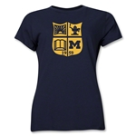 Michigan Rugby Women's T-Shirt (Navy)