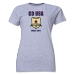 Sacramento Republic FC Soccer Women's T-Shirt (Grey)