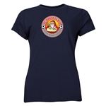 FC Santa Claus Core Women's T-Shirt (Navy)