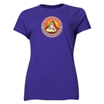 FC Santa Claus Core Women's T-Shirt (Purple)