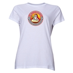 FC Santa Claus Core Women's T-Shirt (White)