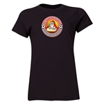 FC Santa Claus Core Women's T-Shirt (Black)