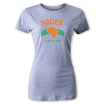 Niger Women's Country T-Shirt (Gray)