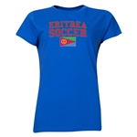 Eritrea Women's Soccer T-Shirt (Royal)