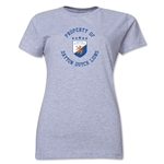 Dayton Dutch Lions Soccer Women's T-Shirt (Grey)