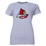 University of Louisville Rugby Women's T-Shirt (Gray)